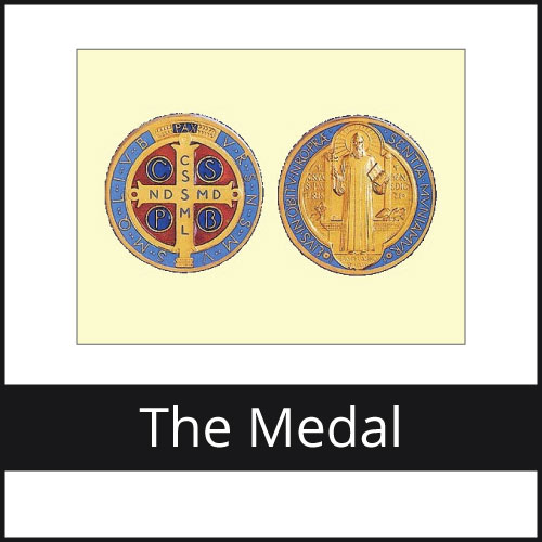 The Medal of St. Benedict